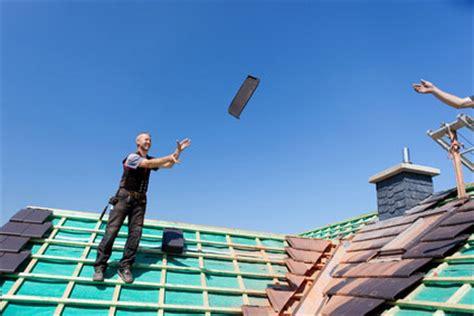 Flachdach Neu Decken by Dach Decken Dachsanierung Leicht Gemacht