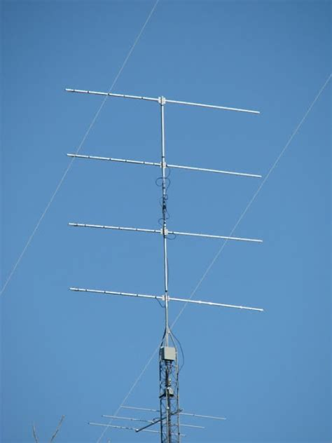 Paket Antena Yagi 25 70cm 432 mhz 171 directive systems engineering