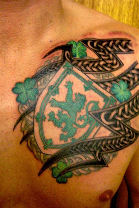 shamrock and rose tattoo 24 best images about ideas on flag