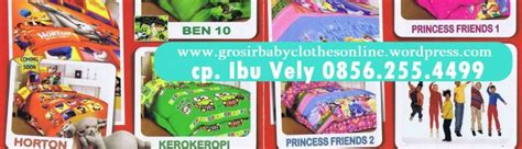 Grosir Murah Baju Cups Dress Beby Terry jual grosir supplier agen distributor baju murah