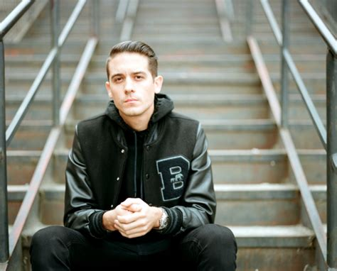 how does g eazy do his hair starting out g eazy facts
