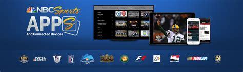 mobile cnbc nbc sports mobile apps nbc sports