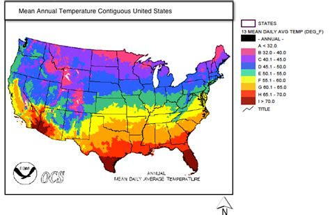 united states climate map 3c maps that describe climate