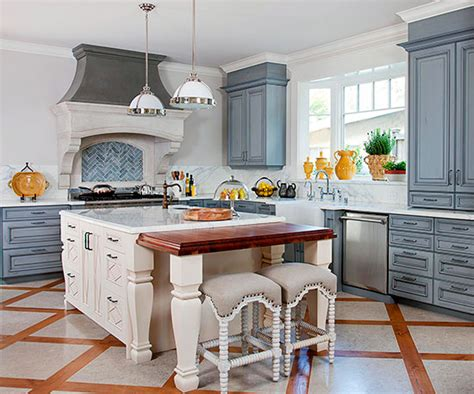 french blue kitchen cabinets country french decorating ideas islands french country
