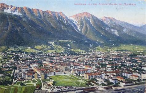 Postkarten Drucken Innsbruck by Innsbruck Alte Ansichtskarten Bilder Im Austria Forum