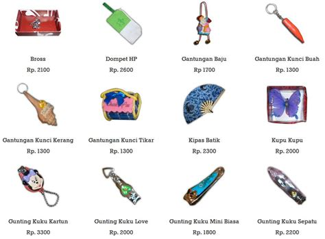 Gantungan Kunci Unik Dan Menarik aneka souvenir pernikahan unik dan menarik