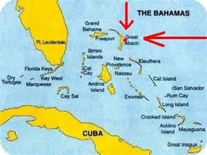 map bahamas islands florida