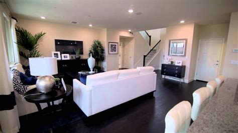 the buckingham model home at new homes by