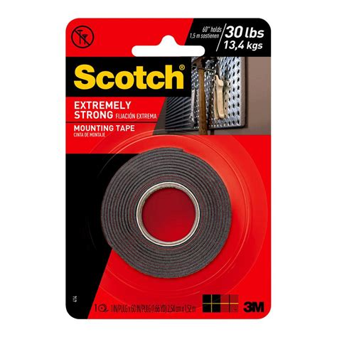 Scotch Transparent 1 2in X 300in 3m scotch 1 2 in x 6 9 yds sided of 72