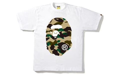 Kaos Bape A Bathing Ape Camo Aape Shirt Tshirt 4 bape shirts t shirt design database