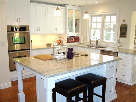 marble topped kitchen island modern white wooden galley kitchen with small marble top