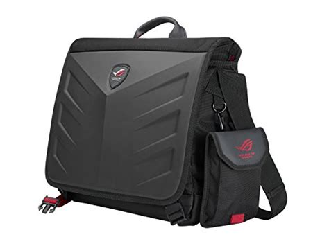 Tas Laptop Rog asus republic of gamers messenger bag 90xb0310 bbp000