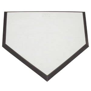 schutt sports spiked home plate baseball base sports