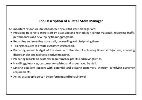 resume 40 new retail manager resume high resolution wallpaper
