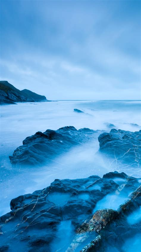 rocky beach nokia  wallpapers hd wallpapers id