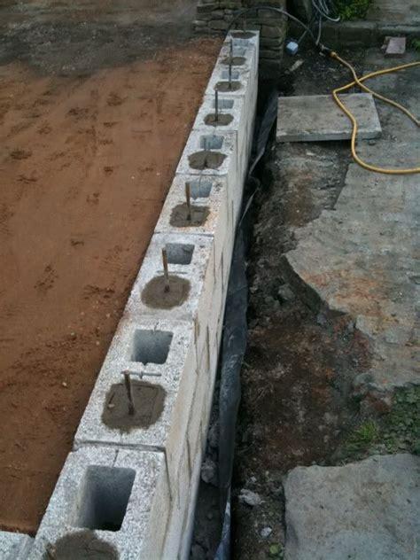 mccarte build shed breeze block breeze blocks cinder