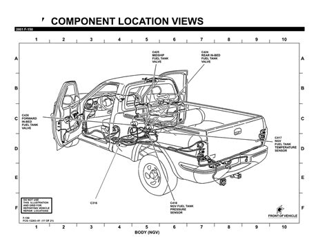 small engine service manuals 2001 ford windstar seat position control 2002 lincoln blackwood parts diagram lincoln auto wiring diagram