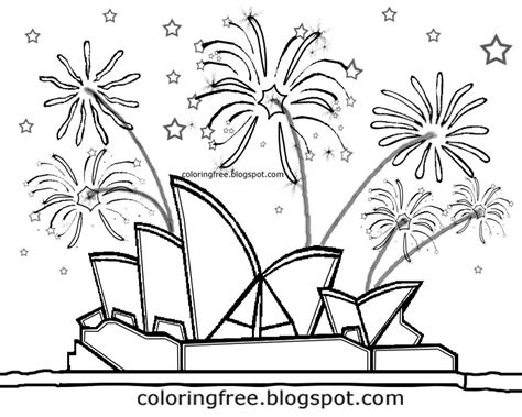 coloring page of sydney opera house filename sydney opera house coloring page of sydney