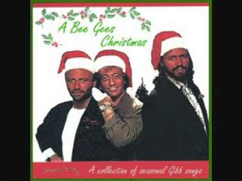 thank you for christmas bee gees wmv youtube