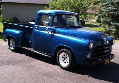 1956 Dodge Truck by 1956 Dodge Truck Mostly Stock Log Book Included For Sale
