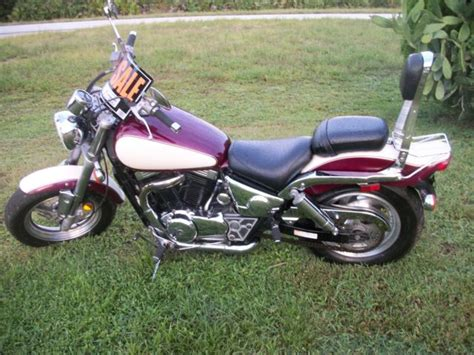 98 Suzuki Marauder 800 98 Suzuki Marauder 800