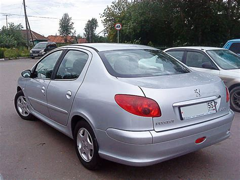 peugeot 206 sedan 2008 peugeot 206 sedan for sale 1 6 gasoline ff