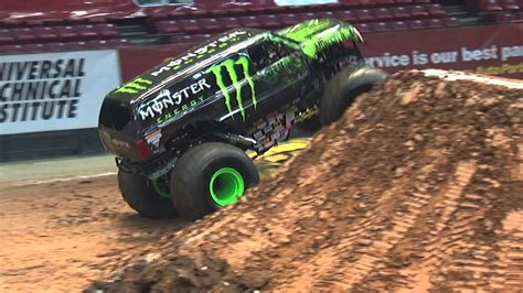 monster truck jam videos youtube monster jam monster energy monster truck debuts in