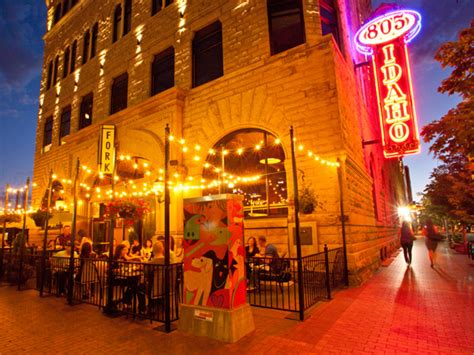 Boise Downtown Gift Card - fork restaurant loyal to local downtown boise idaho