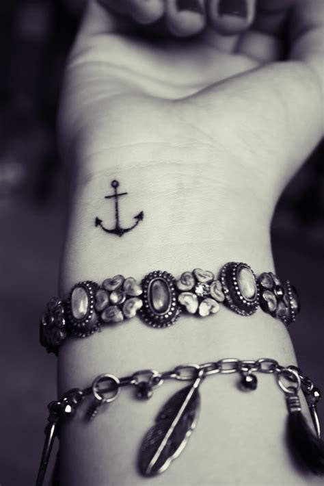 tiny anchor tattoo anchor tattoos designs ideas and meaning tattoos for you