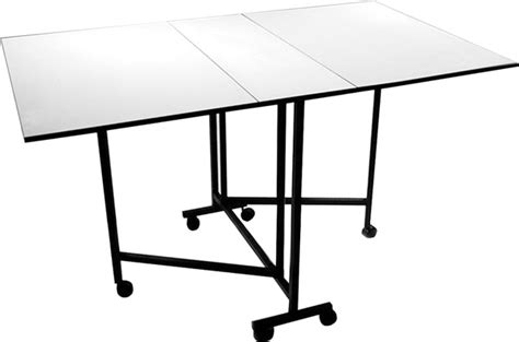 Sullivans Cutting Mat For Home Hobby Table by Sullivans 12570 Home Hobby Cutting And Craft Table 60x36x36 Quot H On 6 Casters Add Optional