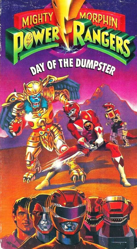 Gamis Syari Trapes the history of power rangers on vhs morphin legacy