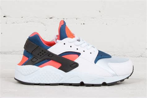 Nike Huarache Run Gs Midnight Navy Original Nike Air Huarache Original Colours