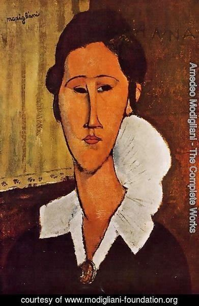 Reclining Modigliani by Amedeo Modigliani The Complete Works Portrait Of