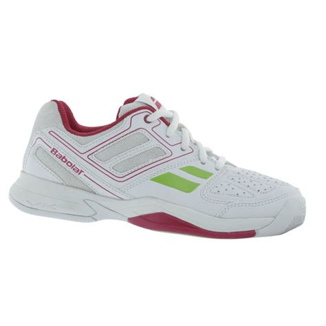 babolat pulsion bpm junior all court tennis shoes