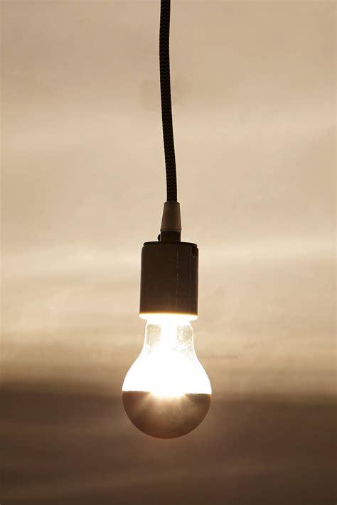 half gold light bulb half gold light bulb anthropologie