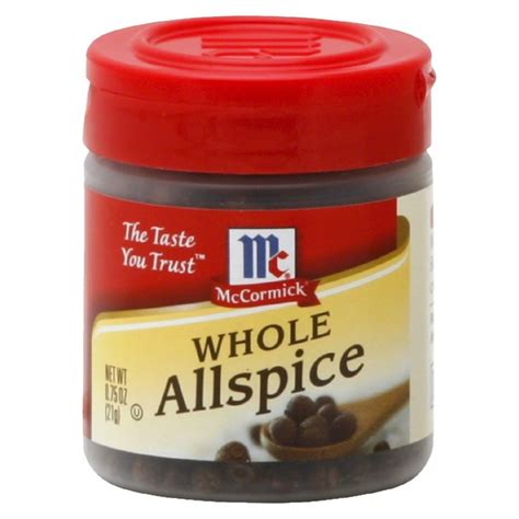 Whole Pantry Spices by Mccormick Whole Allspice From Key Food Instacart