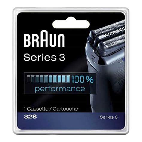 braun 32s cassette braun series 3 foil and cutter cassette 32s replacement