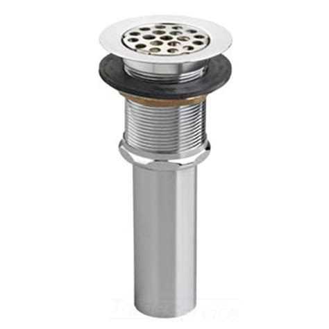 commercial bathroom sink drain standard 7716 020 002 commercial grid less
