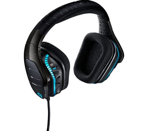 Headset Gaming Sades Logitech G633 Artemis logitech artemis spectrum rgb g633 7 1 gaming headset deals pc world