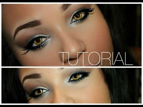 werewolf eyes tutorial wolf eyes smokey eye makeup tutorial youtube