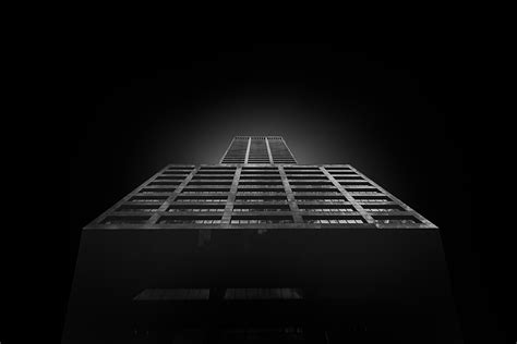 skyscraper wallpaper black and white free images black and white architecture night