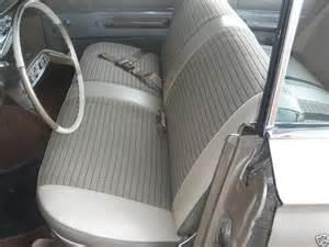 Chevrolet Impala Seat Covers 1961 Chevrolet Impala 4 Door Models