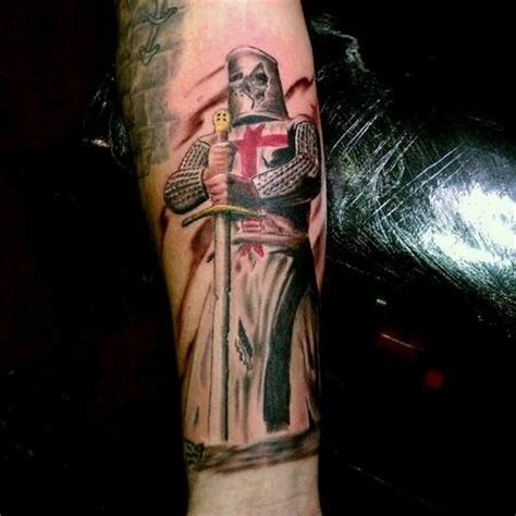 knights templar tattoo designs templar by bobby cimorelli tattoonow