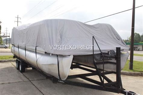 20 ft boat cover find new vortex heavy duty fishing ski runabout boat cover