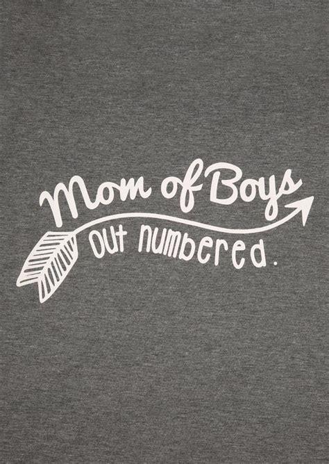 mom  boys  numbered  shirt fairyseason