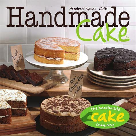 Handmade Cake Company - handmade cake 2016 brochure by handmade cake co handmade