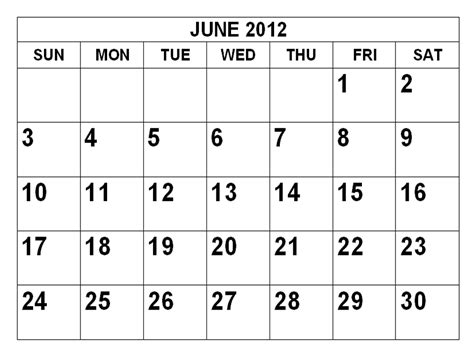 Calendar Site Large June 2013 Calendar New Calendar Template Site
