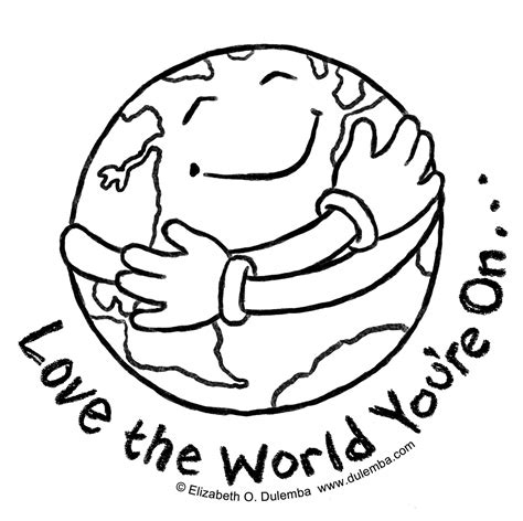 Early Play Templates Earth Day Colouring In Sheets Earth Coloring Pages