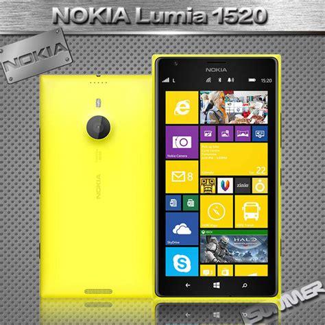 Nokia Lumia Original original unlocked nokia lumia 1520 cell phones 6 0 ips rom 32gb 20mp mobile