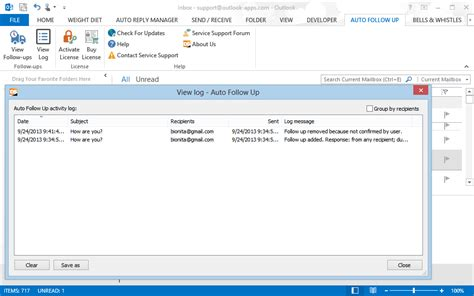 setting up a template in outlook easily set a recurring email in outlook 2013